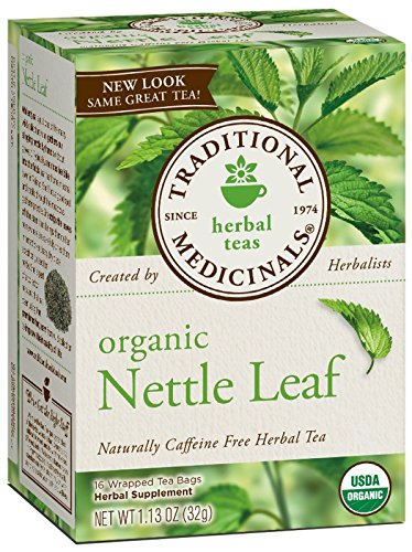 Traditional Medicinals Organic Nettle Leaf - 16 ct