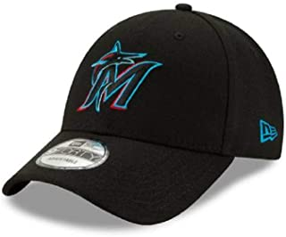 outlet store 6c737 af226 New Era Miami Marlins The League 9Forty 940 Adjustable Cap