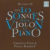 Beethoven: L'intégrale des 10 sonates pour violon et piano