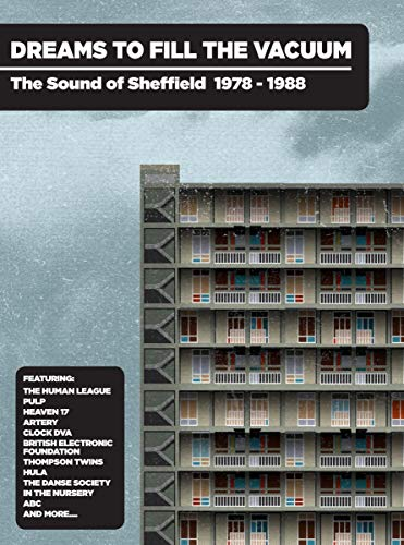 Dreams To Fill The Vacuum: Sound Of Sheffield 1978-1988 Bookpack Edition / Various