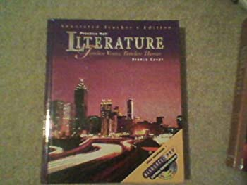 Hardcover Prentice Hall Literature: Timeless Voices, Timeless Themes, Bronze Level, Annotated Teacher's Edition Book