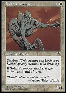 Magic: the Gathering - Soltari Trooper - Tempest