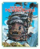HOWLS MOVING CASTLE PICTURE BOOK HC