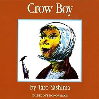 Crow Boy audiobook cover art