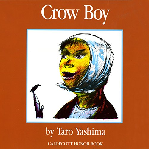 Crow Boy audiobook cover art