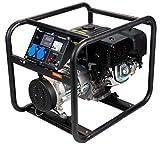 ITCPower IT-GG9000C Generador gasolina, 6000 W, 230 V, Negro, Grande