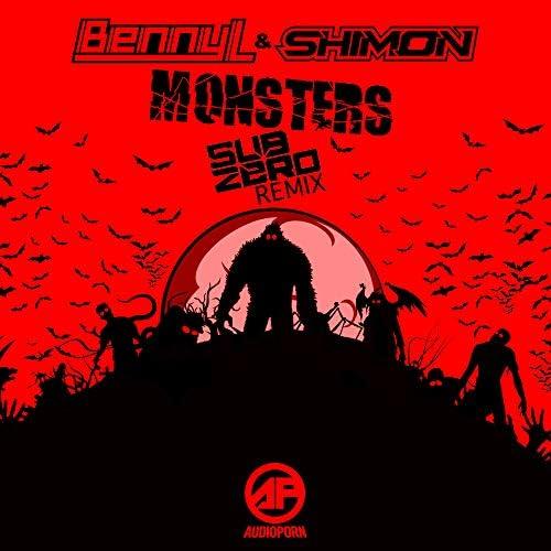 Benny L & Shimon feat. Sub Zero