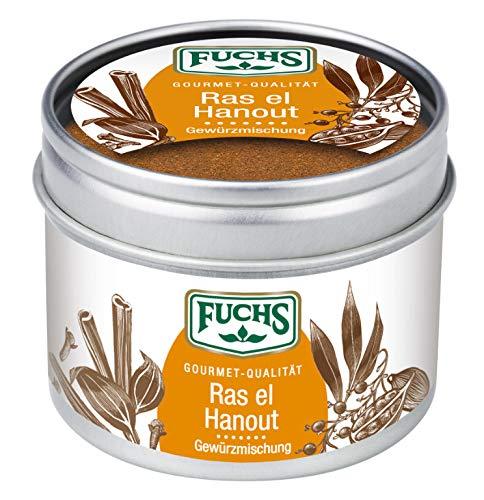 Fuchs Ras el Hanout Würzmischung, 3er Pack (3 x 45 g)