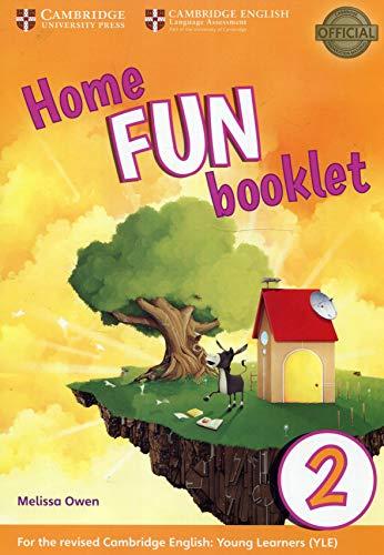 Storyfun. Level 2. Home fun booklet. Per la Scuola media
