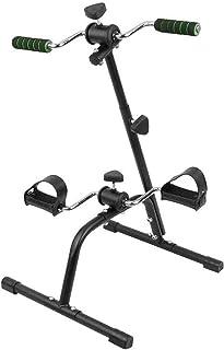 Exercise Bike for Upper and Lower Limb Training, Pedal Exerciser Rehabilitation Training Bicycle for Elderly, Adjustable R...