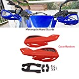 AGAWA Motorcycle Hand Guards,1 Pair Random Hand Guards Handguards with Mount Kit Fit for Yamaha Suzuki KTM ATV Dirt Bikes