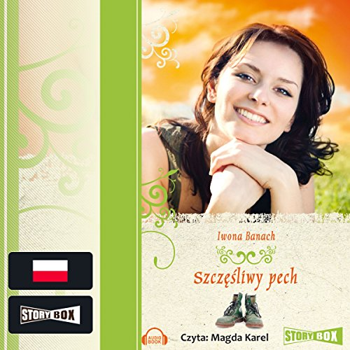 Szczęśliwy pech audiobook cover art