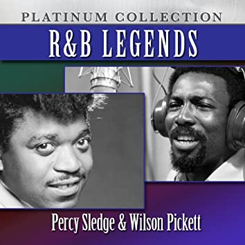 R&B Legends Percy Sledge & Wilson Pickett