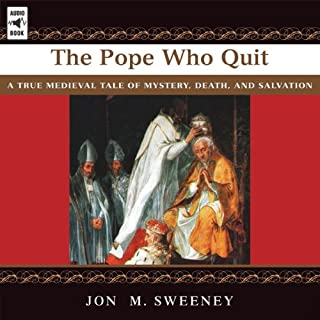 The Pope Who Quit audiobook cover art