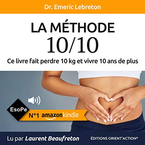 La méthode 10/10 cover art