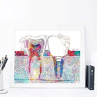 MLSWW Lienzo de Pintura Decorativa Cartel Moderno del Actor impresi/ón Lona Pintura decoraci/ón del hogar Cuadros del Arte Pared para la Sala de Estar modular-40x60cm