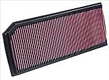 K&N 33-2888 Filtro de Aire Coche, Lavable y Reutilizable