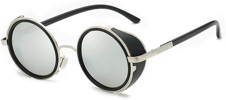 35efb02ef Classic UV Predection Sunglasses Mens Vintage Round Sunglasses Sunglasses  Sunglasses 100% UV Predection Sunglasses for Fishing Sporting Driving  (color ...