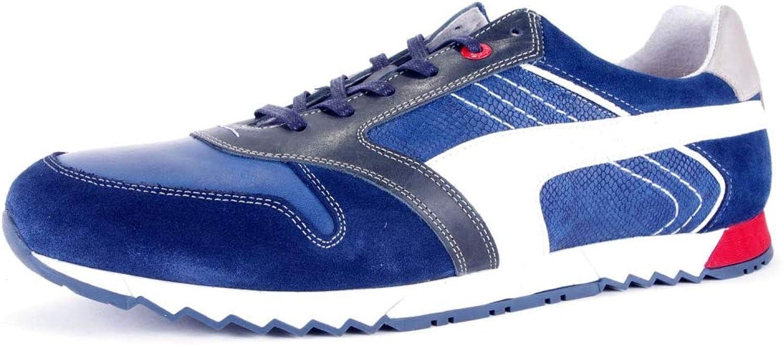 Australian Sneaker blau-Weiss Herren B07MBQWT33  | Billig ideal