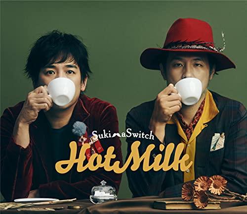 【Amazon.co.jp限定】Hot Milk (初回限定盤)(Blu-Ray付)(特典:メガジャケ(初回限定盤絵柄)付)