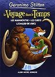 Le Voyage dans le temps - tome 3: Les mammouths - les grecs - Léonard de Vinci