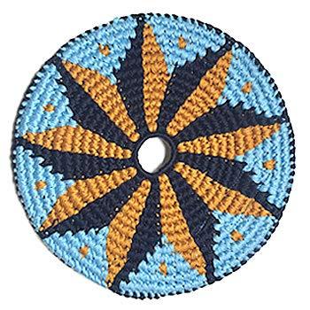 フリスビー Pocket Disc/ポケットディスク(PS-100) [スポーツエディション(直径約20.5cm)]コットン製フライングディスク フリスビー