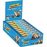 PowerBar Protein Nut2 Milk Chocolate Peanut 18x(2x22,5g) - High Protein Low Sugar Riegel