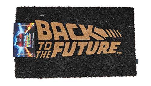 SD toys- Logo Back To The Felpudo Regreso Al Futuro (SDTUNI22206)