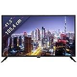 DYON Live 42 Pro X LED-TV 105cm 42 Zoll EEK F (A - G) DVB-T2, DVB-C, DVB-S, Full HD, CI+ Schwarz