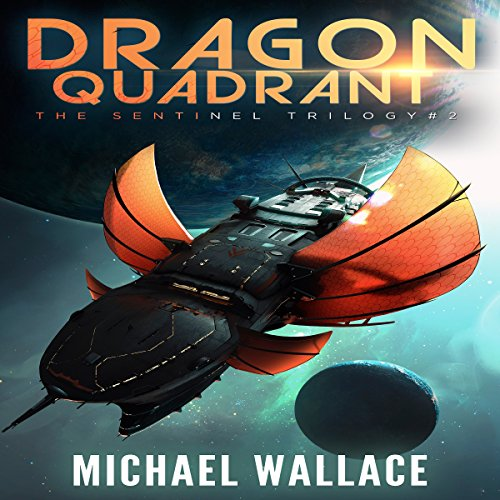 Dragon Quadrant audiobook cover art