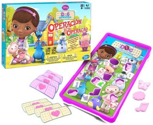 M.B Juegos Hasbro Gaming - Operación Doctora Juguetes (A5879175)