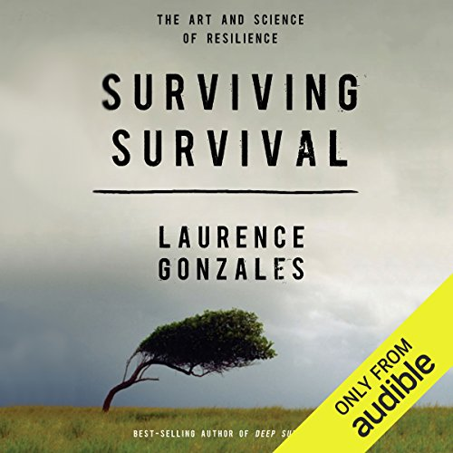 Surviving Survival audiobook cover art