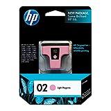 HP 02 | Ink Cartridge | Lite Magenta | C8775WN