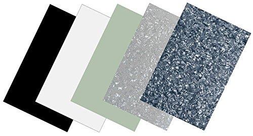 Gewa Kunststoffplatte Schlagbrett 3-lagig schwarz