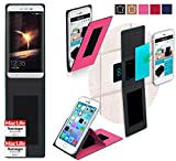 Cover for Coolpad Torino S Case | in Pink | Multifunctional