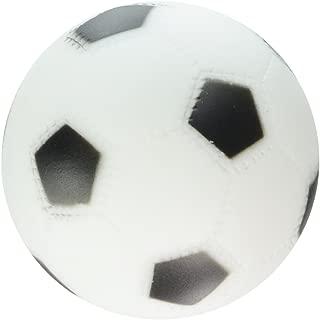 BOSS Pet Vinyl Soccer Ball Dog Toy with Squeaker