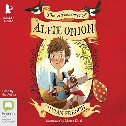 The Adventures of Alfie Onion audiobook cover art
