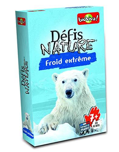 Bioviva - 286022 - Défis Nature - Froid extrême
