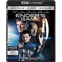 Ender's Game (4K Ultra HD + Blu-ray + Digital HD)