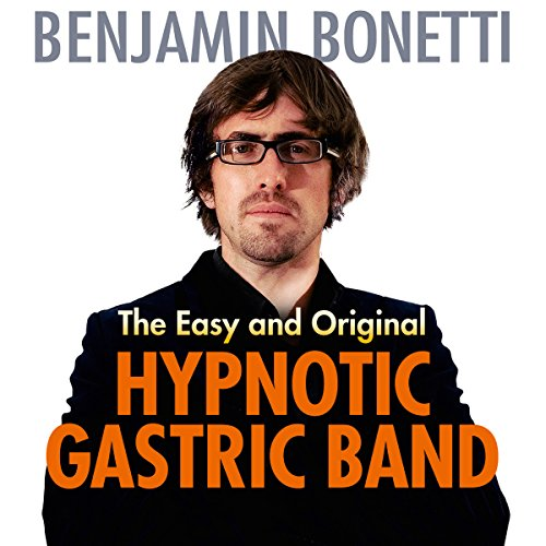 The Easy and Original Hypnotic Gastric Band audiobook cover art