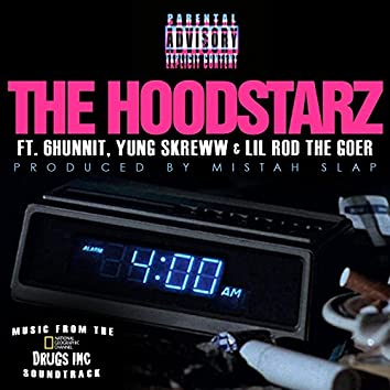 4 in the Morning (feat. 6hunnit, Yung Skreww & Lil Rod)