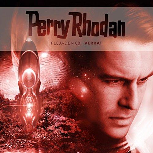 Verrat (Perry Rhodan - Plejaden 8) Titelbild