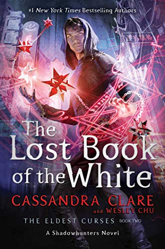 Amazon.com: The Lost Book of the White (The Eldest Curses 2) eBook: Clare,  Cassandra, Chu, Wesley: Kindle Store