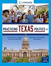 Bundle: Practicing Texas Politics,Enhanced, Loose-leaf Version, 17th + MindTap, 1 term Printed Access Card