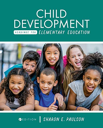 Child Development Readings for Elementary Education