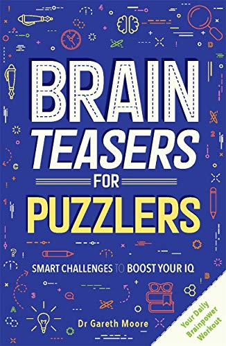 Brain Teasers for Puzzlers (Puzzle Books)