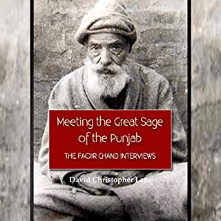 Meeting the Great Sage of the Punjab audiobook cover art