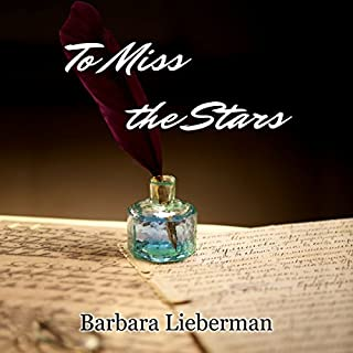 To Miss the Stars audiobook cover art