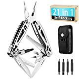 Best Multitools - WETOLS Multitool, 21-in-1 Hard Stainless Steel Tools, Foldable Review