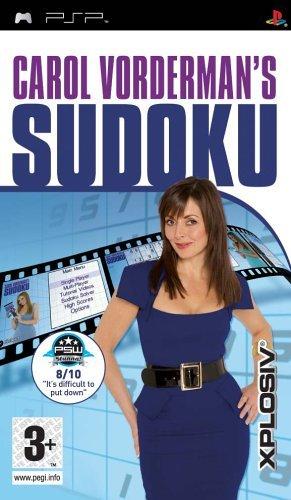 Carol Vorderman's Sudoku (PSP) [Edizione: Regno Unito]